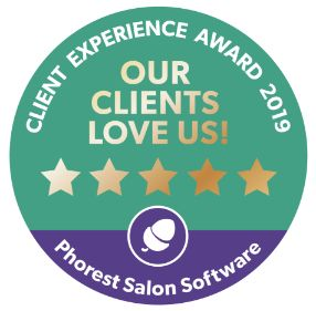 our clients loves us badge
